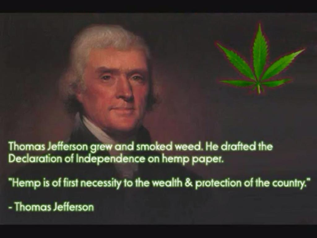 US Presidents amp Founding Fathers Who Smoked Marijuana 1024x768
