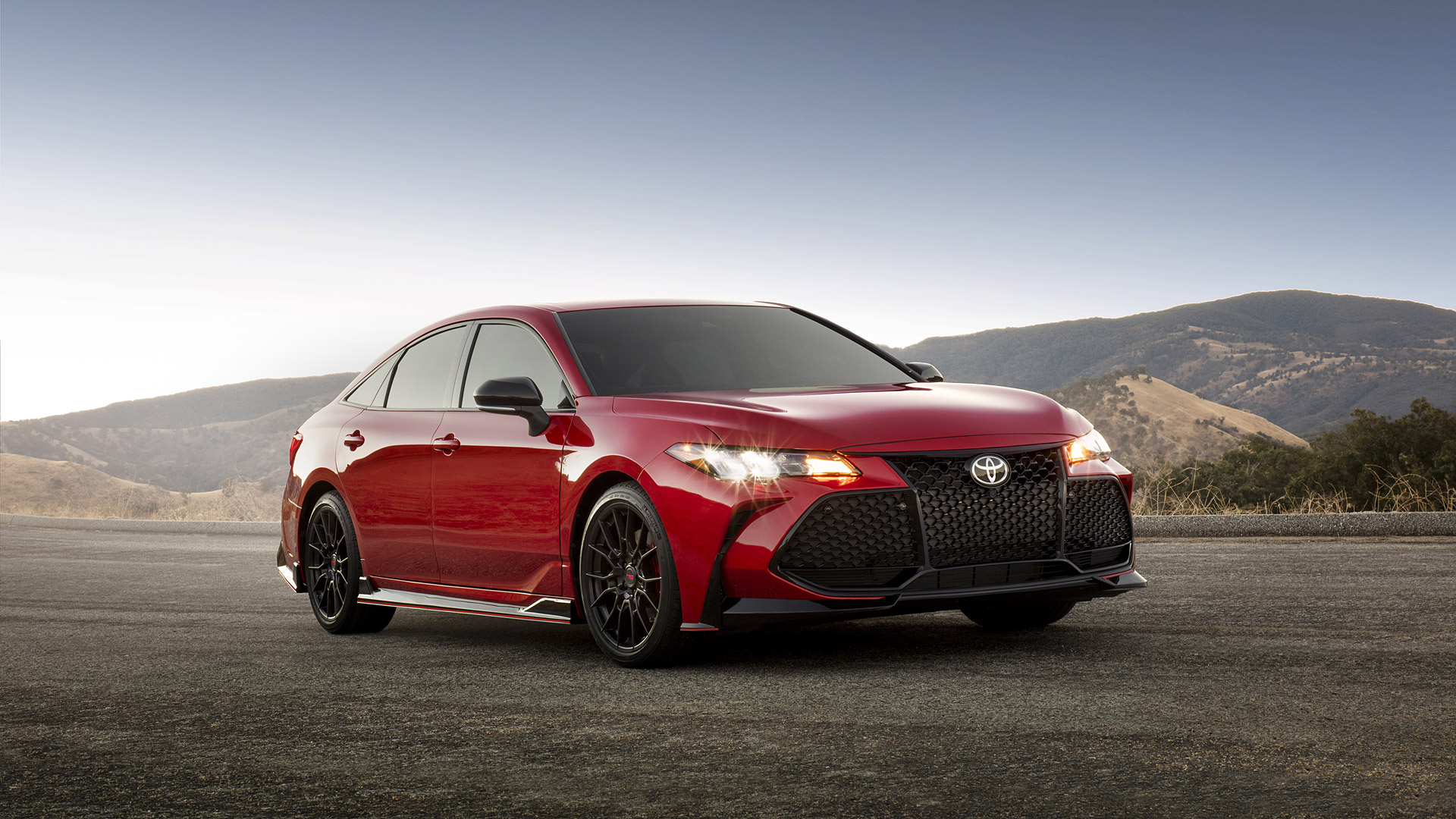 2020 Toyota Avalon TRD Wallpapers HD Images   WSupercars 1920x1080
