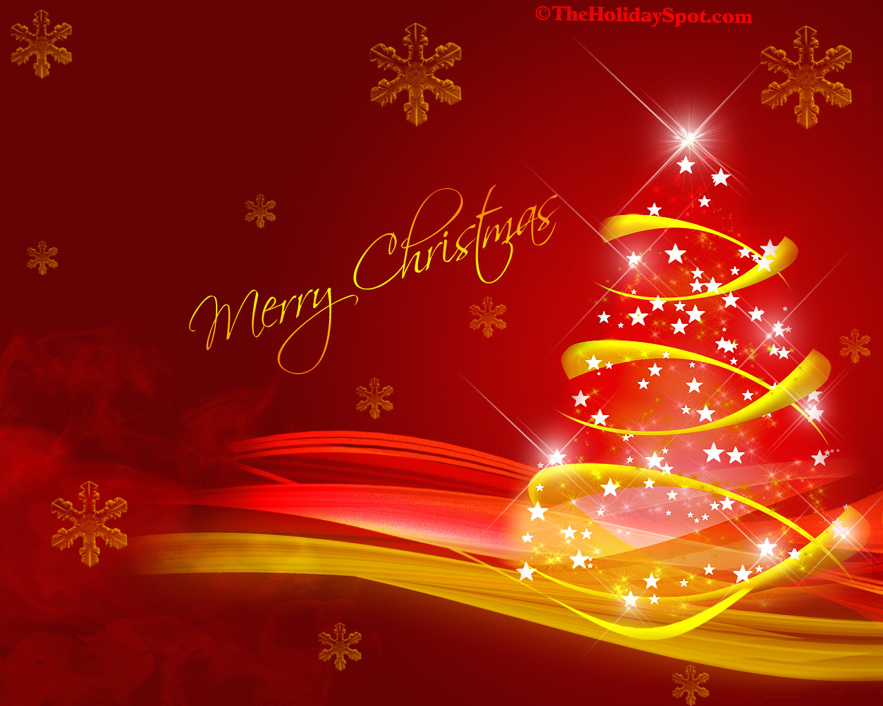 1280x1024 Christmas Wallpapers - 1280x1024 High quality Christmas tree ...