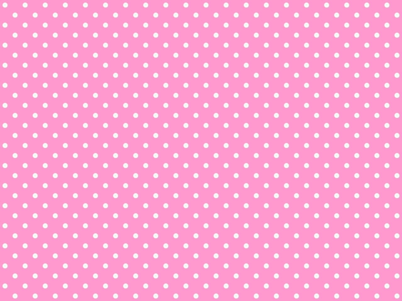Polka dotted background for twitter or other Pink Flickr   Photo 1280x960
