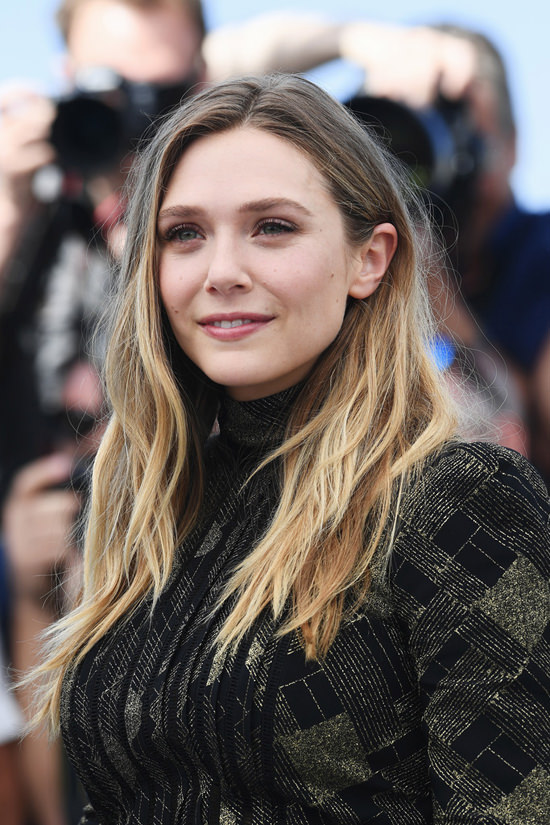 Cannes 2017 Style File Elizabeth Olsen and Jeremy Renner 550x825