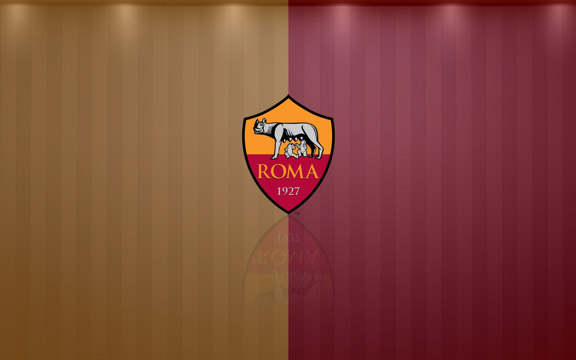 AS Roma Logos Download 1920x1200