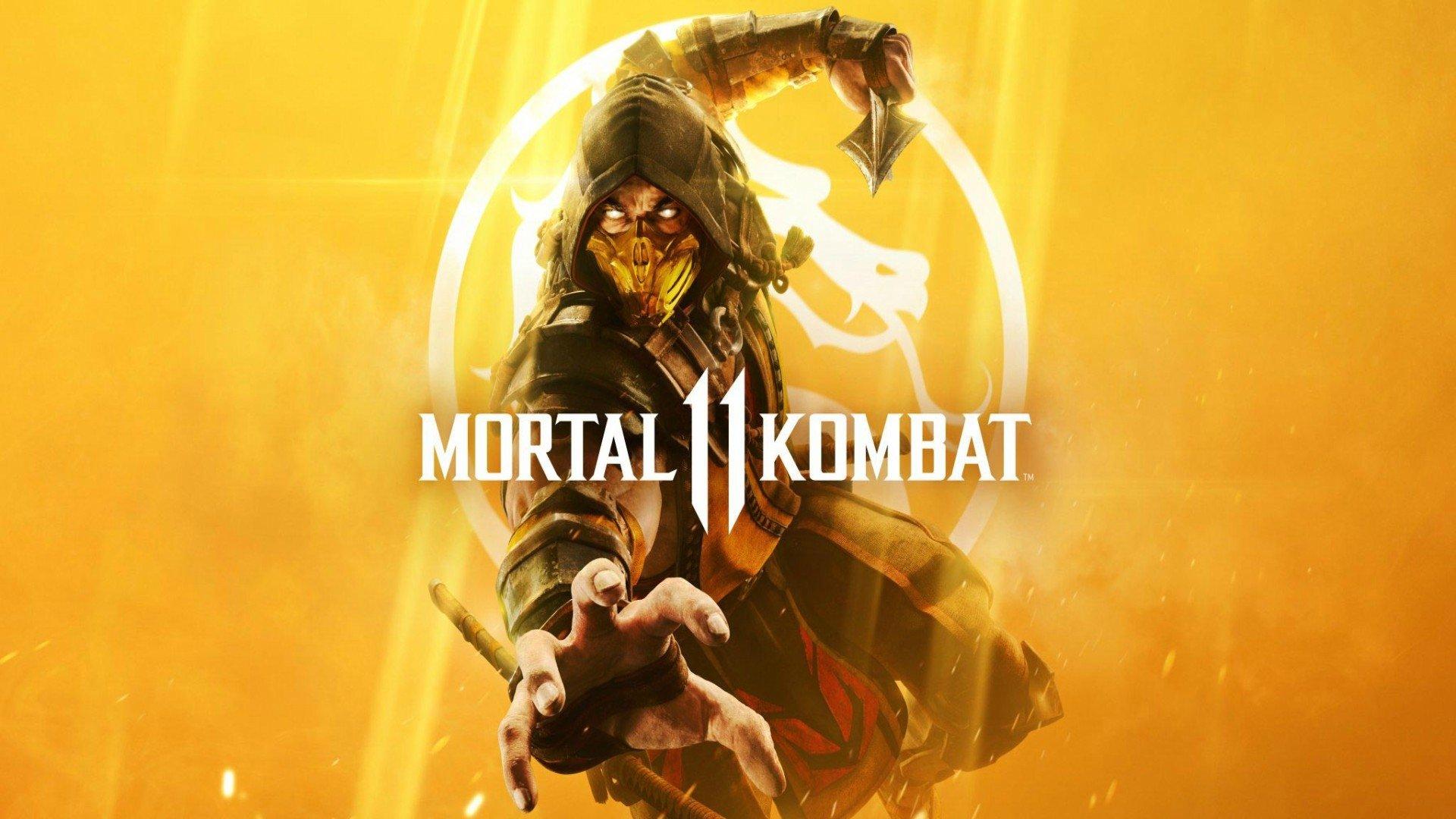 34 Mortal Kombat 11 HD Wallpapers Background Images   Wallpaper 1920x1080