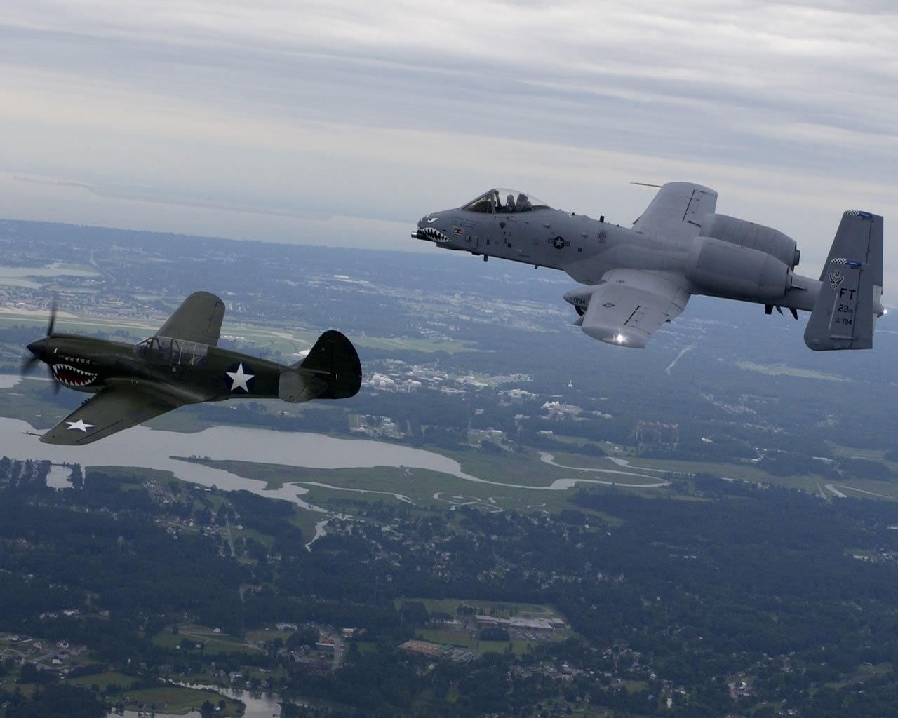 A10 Warthog Military Wallpaper Background 31282 1280x1024