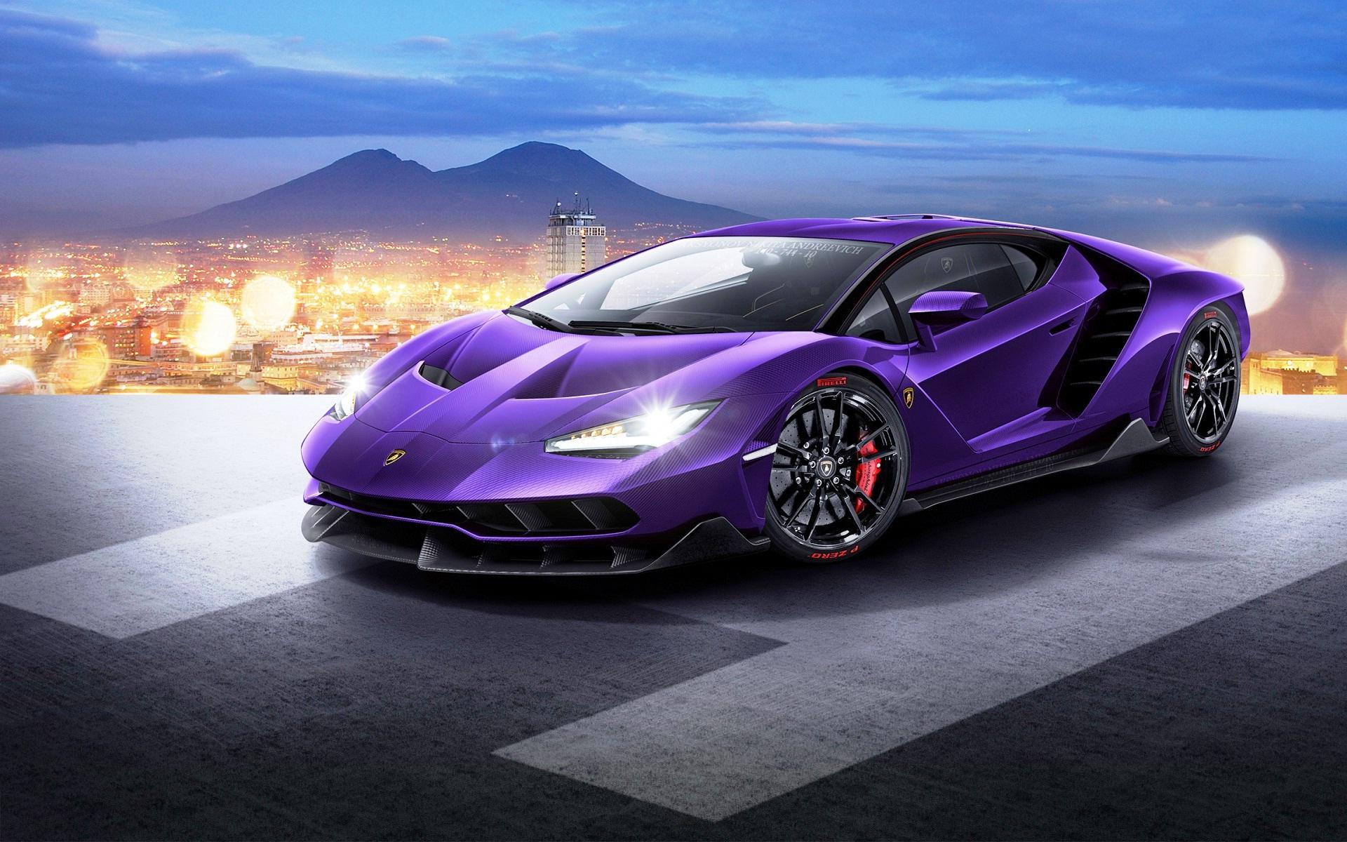26 Purple Lamborghini Wallpapers On Wallpapersafari