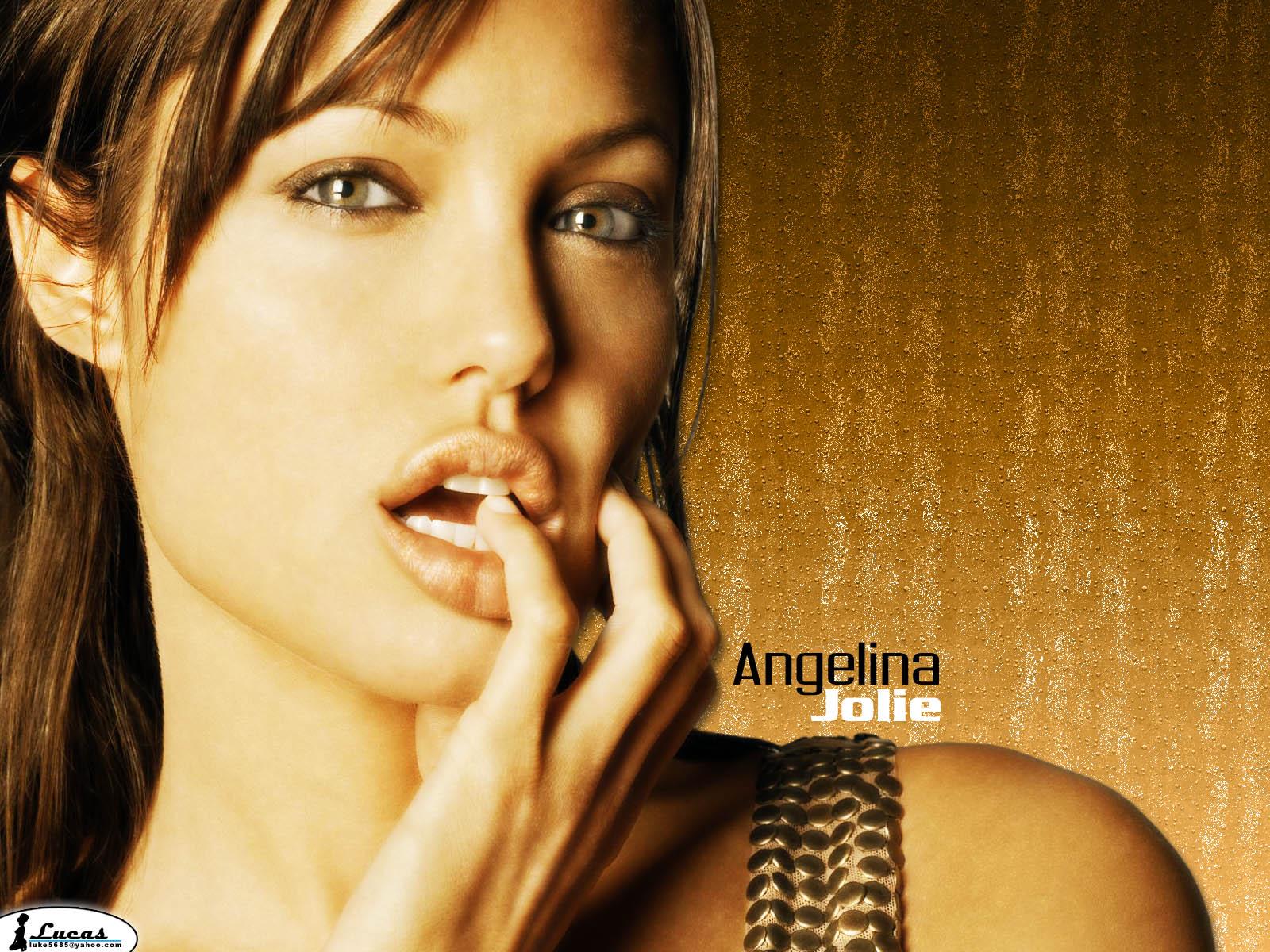 Angelina Jolie Wallpapers HD   Wallpapers for dekstop 1600x1200