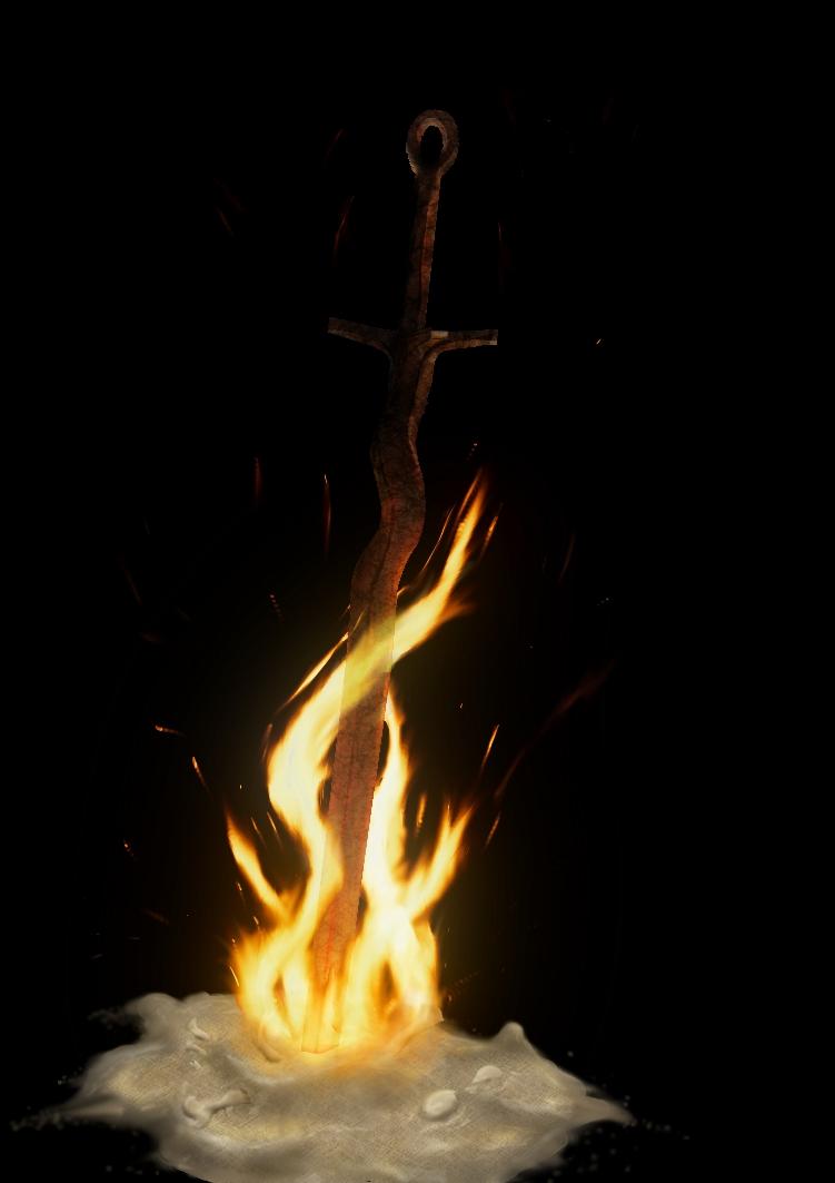 48+ Dark Souls Bonfire Wallpaper on WallpaperSafari