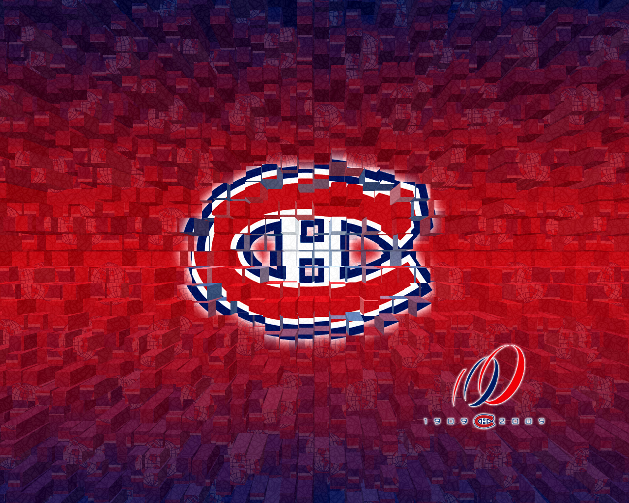 montreal canadiens by AladineSalame 1280x1024
