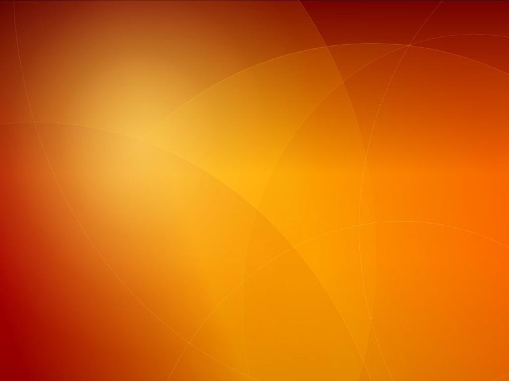Cool Orange Backgrounds 1024x768