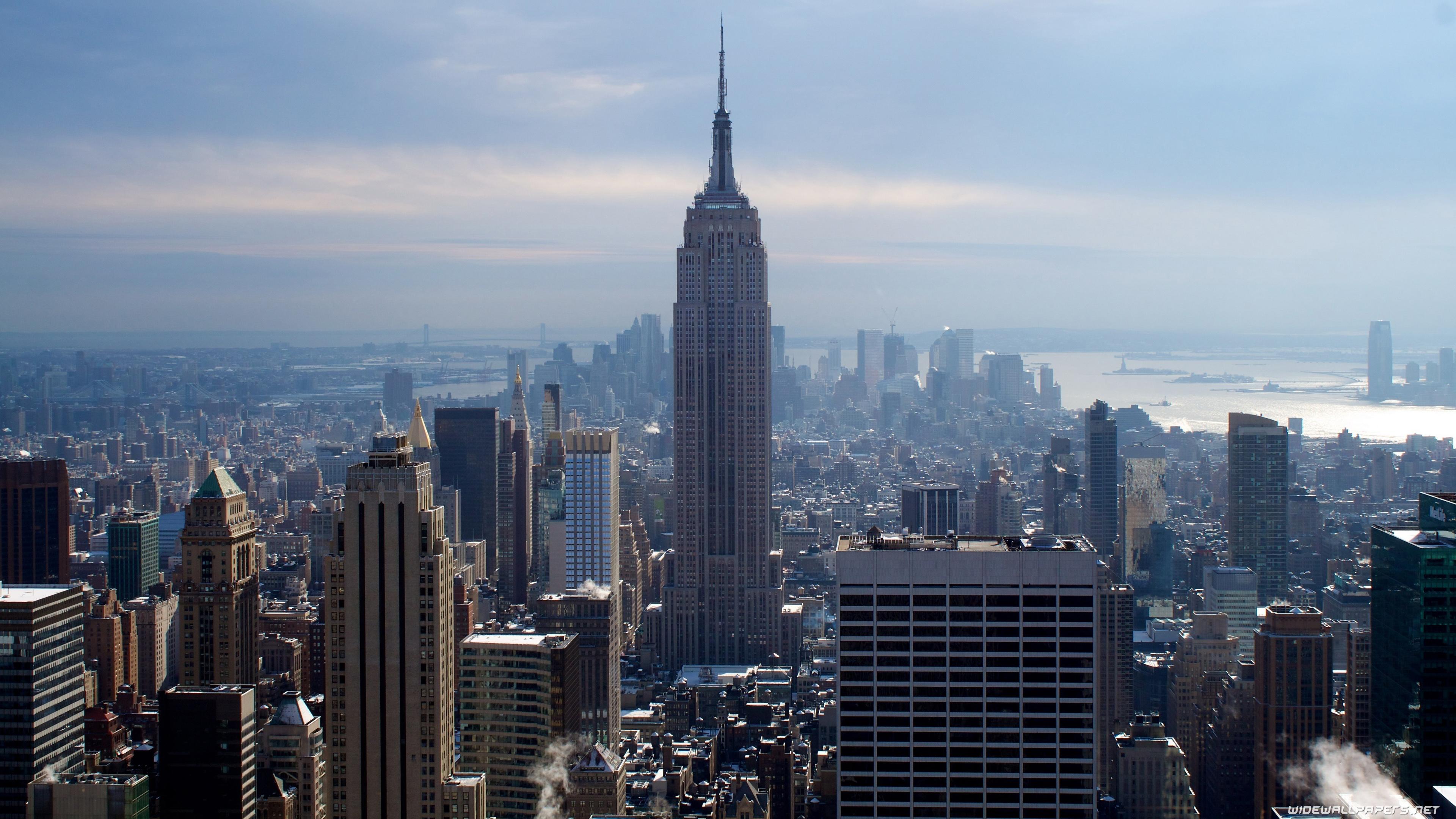 New York desktop wallpapers 4K Ultra HD 3840x2160