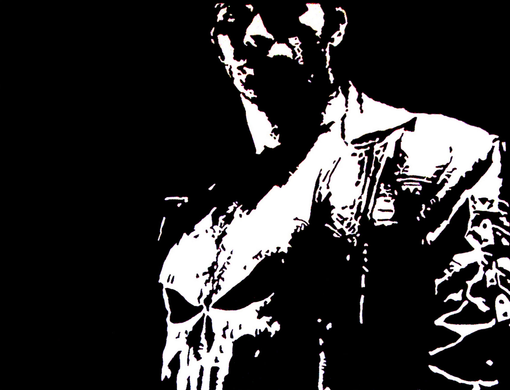 Marvel Punisher iPhone Wallpaper