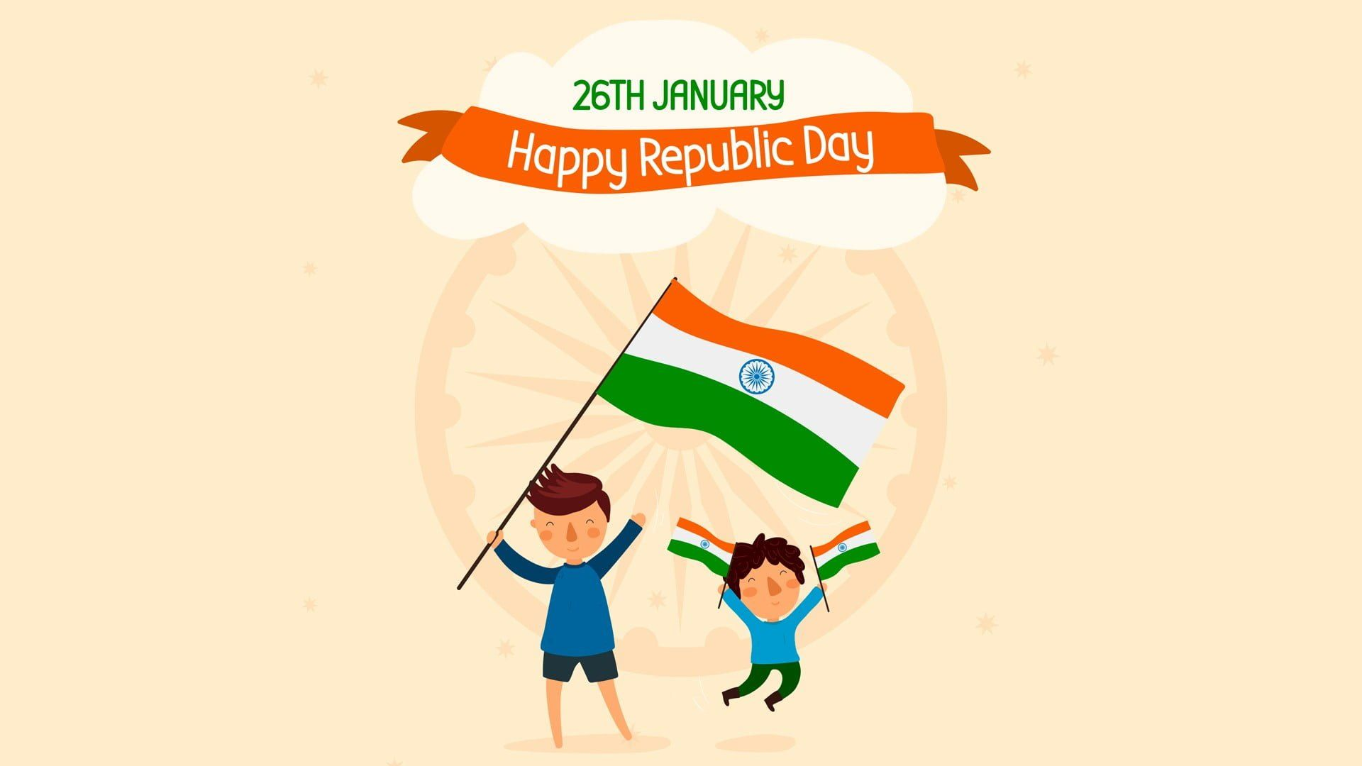Happy Republic Day Images 2019 Happy Republic Day Wallpaper 2019 1920x1080