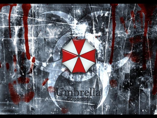 Resident Evil Umbrella Corp Google Backgrounds Resident Evil Umbrella 640x480