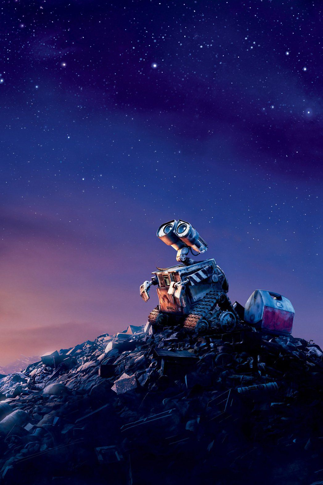 Oscars Best Animated Feature Film Winners in 2020 Wall e iphone 1047x1572