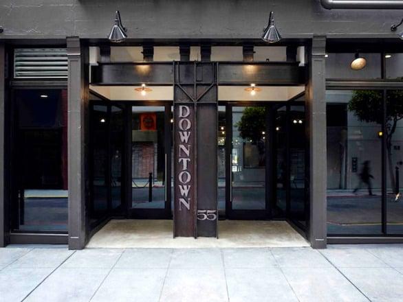 Dtours[paper] Downtown store San Francisco 586x440