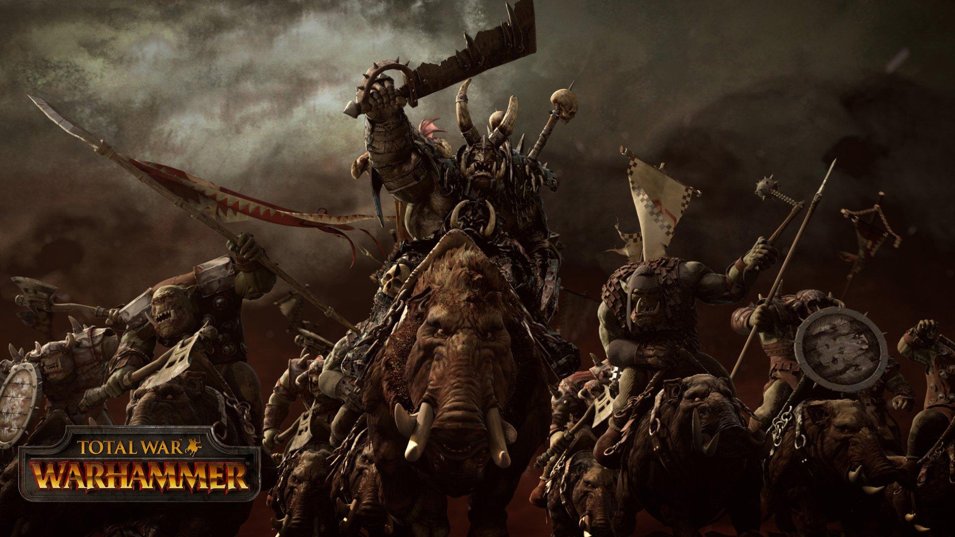 Orcs Total War Warhammer Wallpaper Games HD Wallpapers 1920x1080