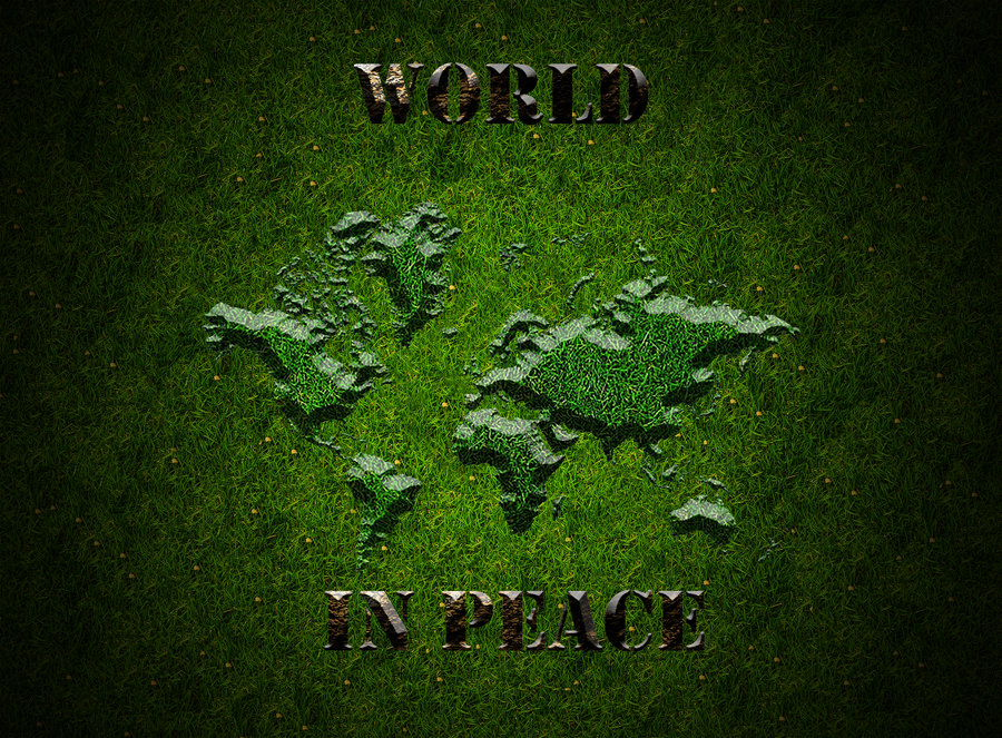 World Peace Wallpaper Wallpaper world in peace by 900x663