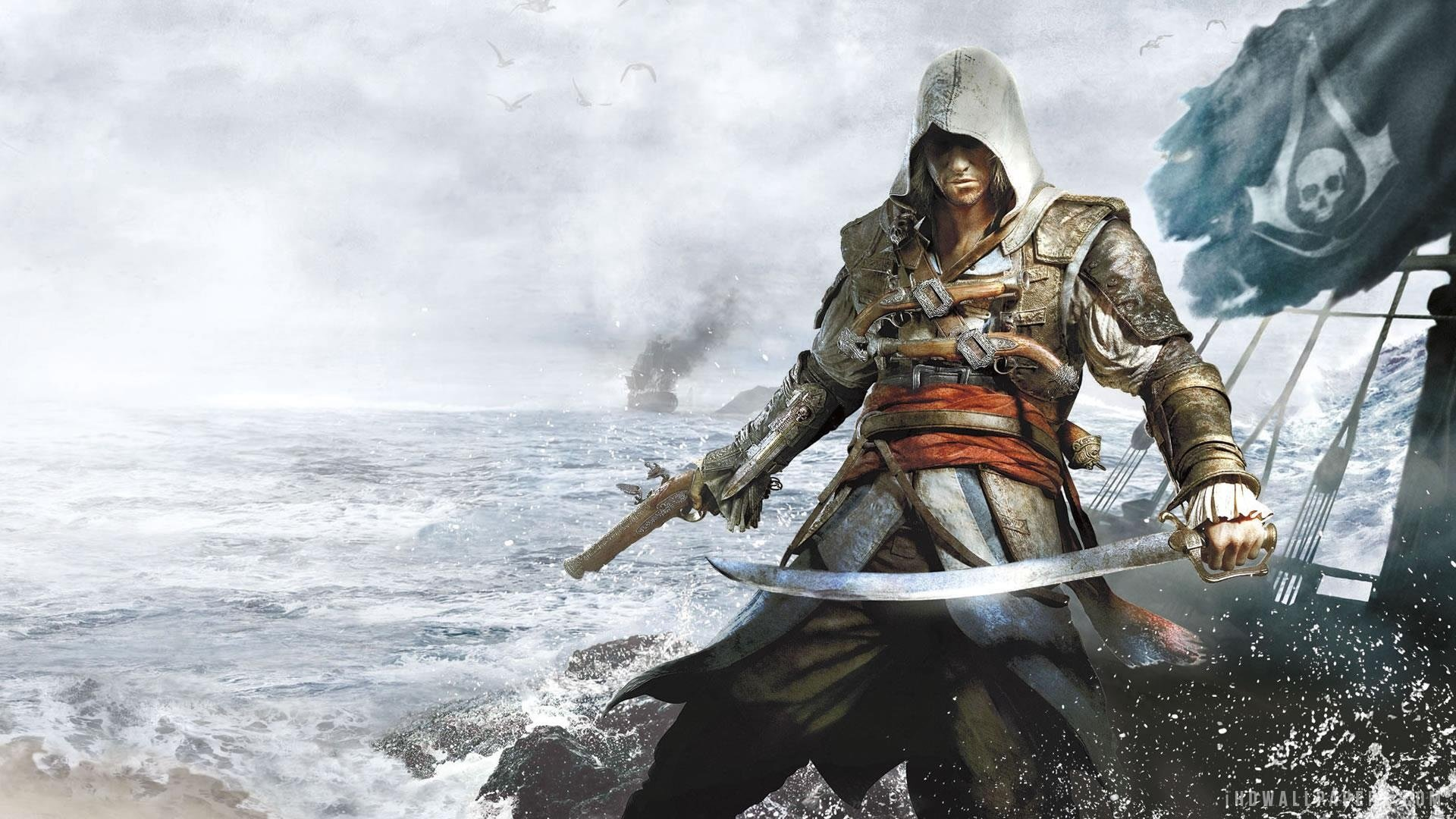 Assassins Creed 4 HD Wallpaper   iHD Wallpapers 1920x1080