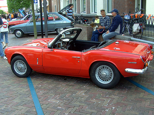TRIUMPH Spitfire Mk III Pictures Wallpapers   Wallpaper 6 of 6 500x375