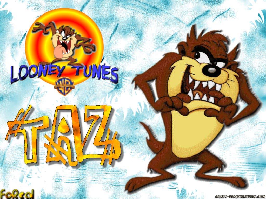 Looney Tunes Cartoon wallpapers   page 2   Crazy Frankenstein 1024x768