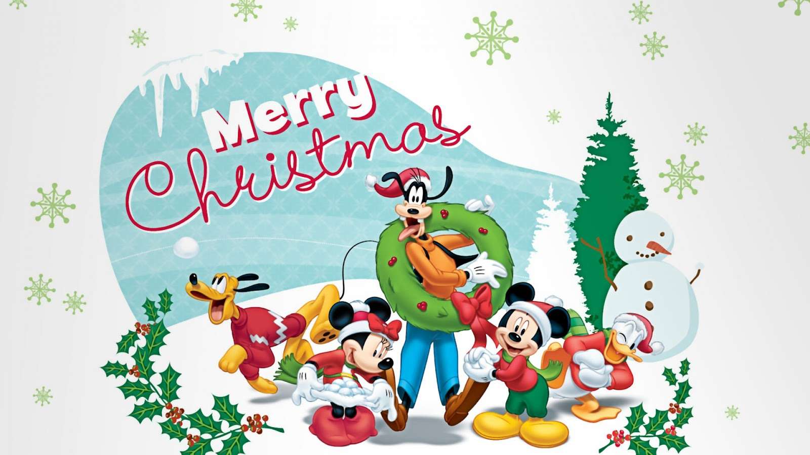 Wallpaper Mansion Disney Christmas Wallpapers 1600x900