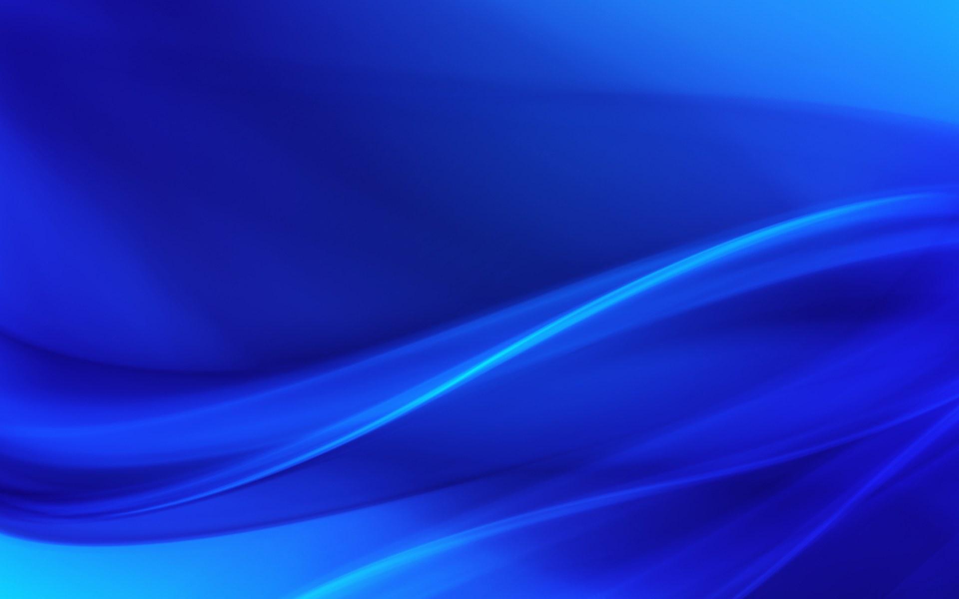 Art Blue Color Wallpaper HD 1920x1200