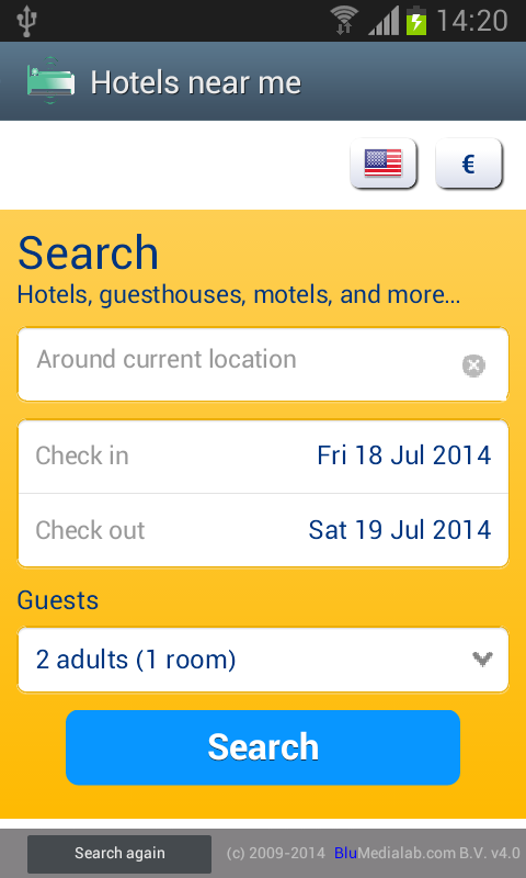 Hotels near me   Android Apps on Google Play 480x800