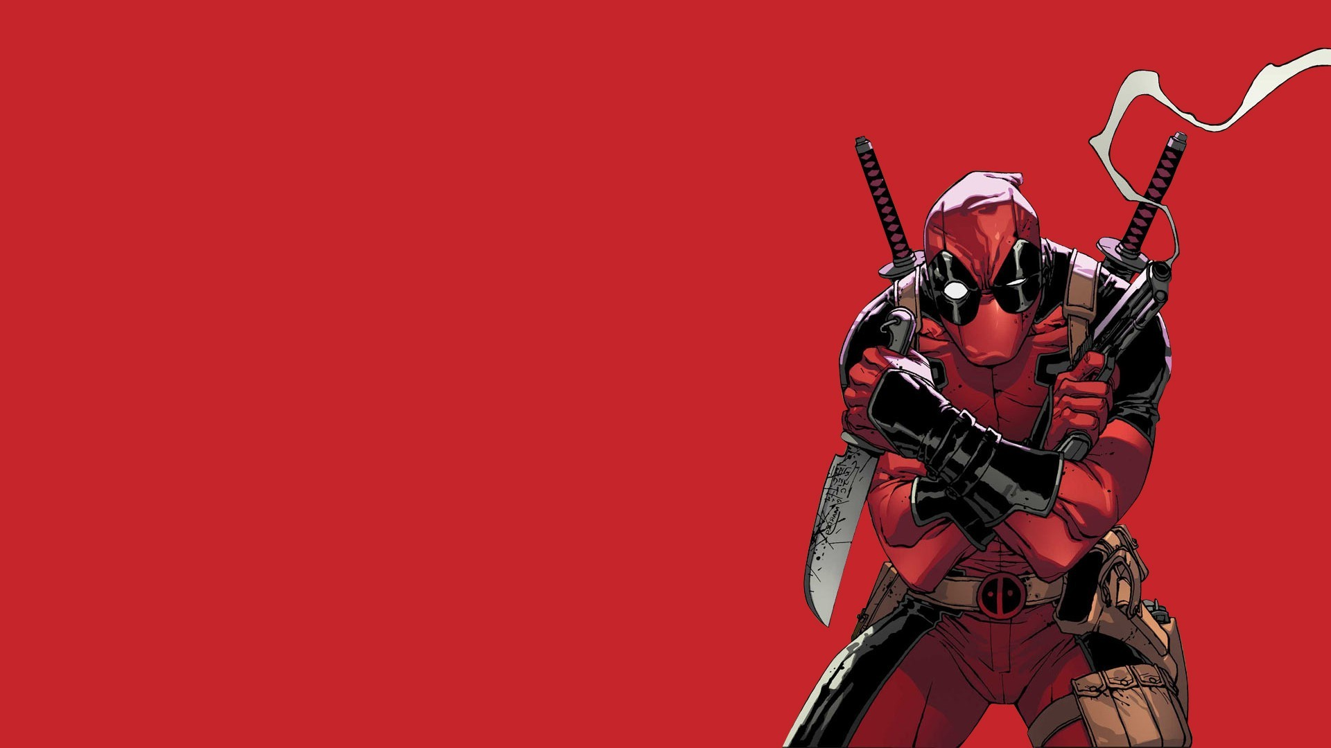 Deadpool Wallpapers HD Desktop and Mobile Backgrounds 1920x1080