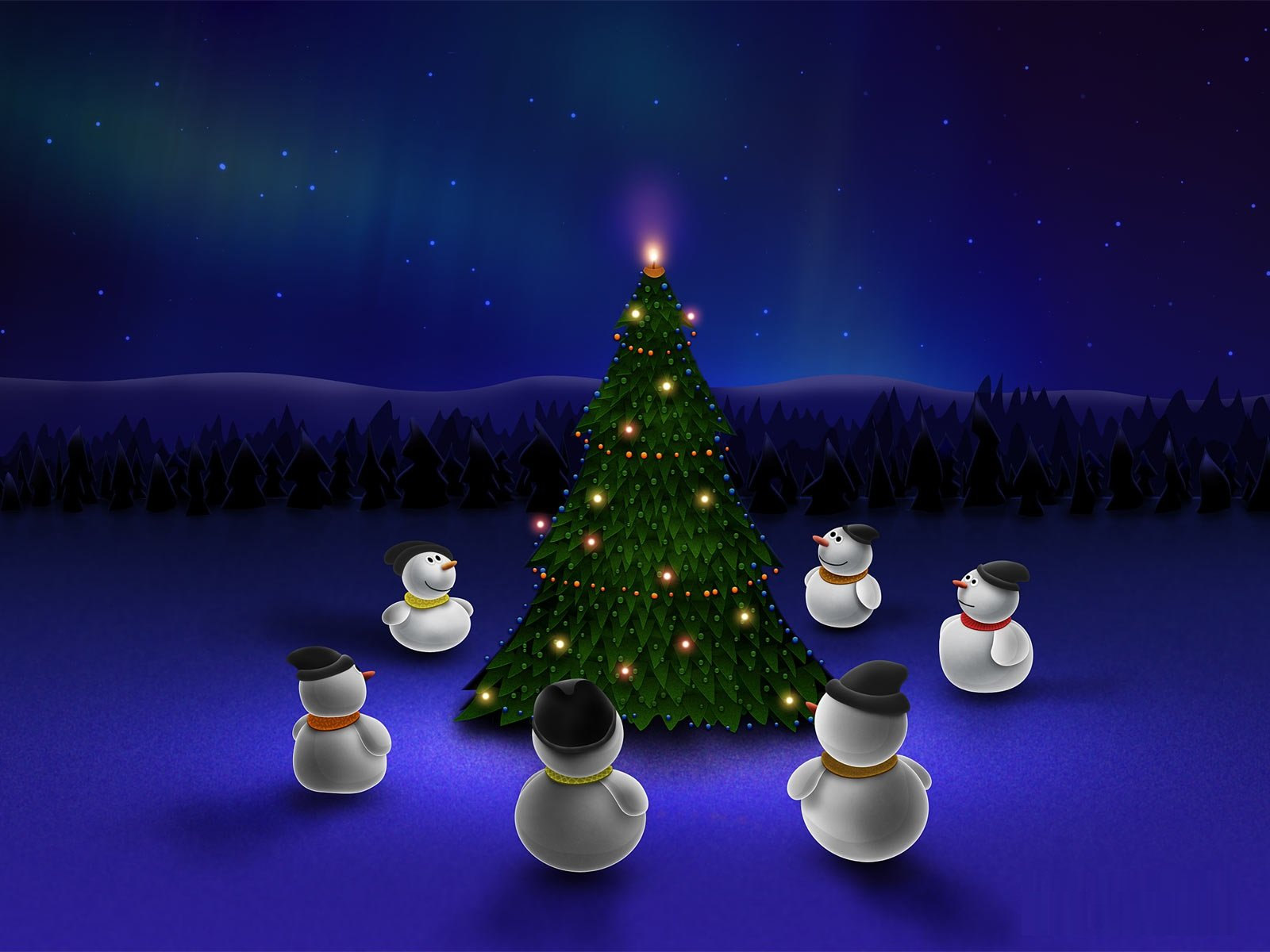 wallpapers holidays christmas live christmas desktop wallpaper 1600x1200