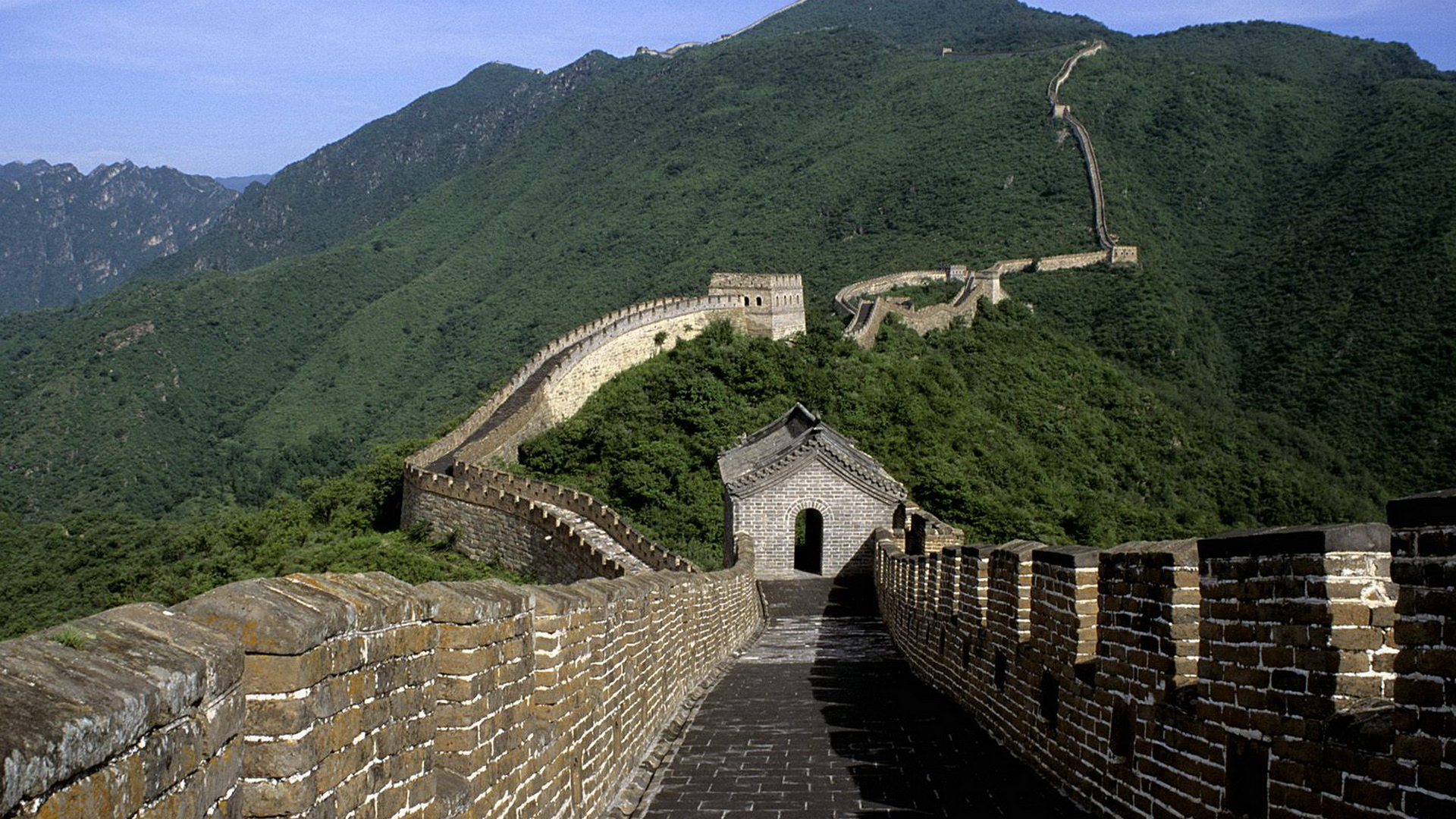Great Wall Of China Wallpapers HD 61W13AJ   4USkY 1920x1080