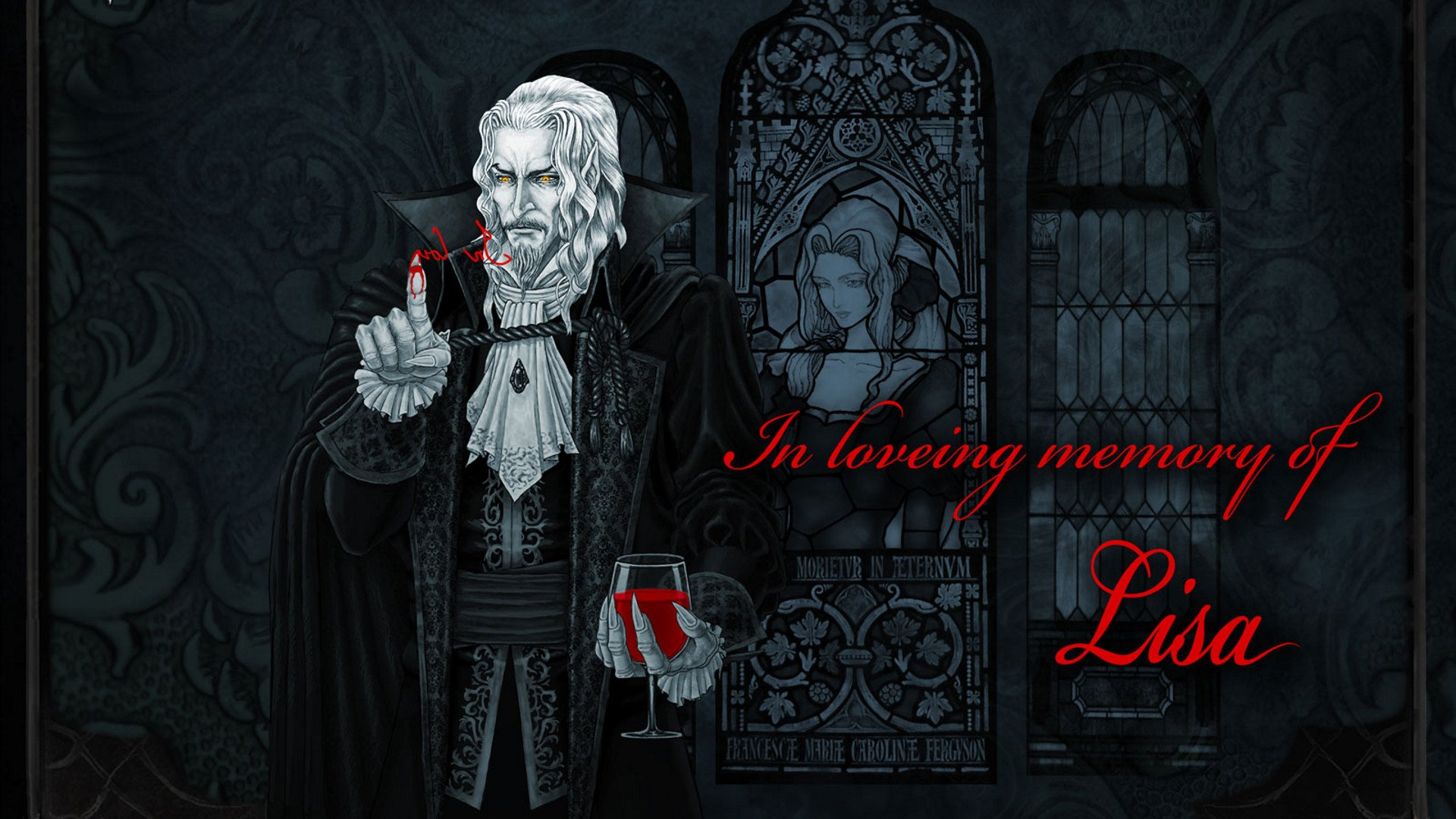 31 Castlevania Symphony Of The Night Wallpapers On Wallpapersafari