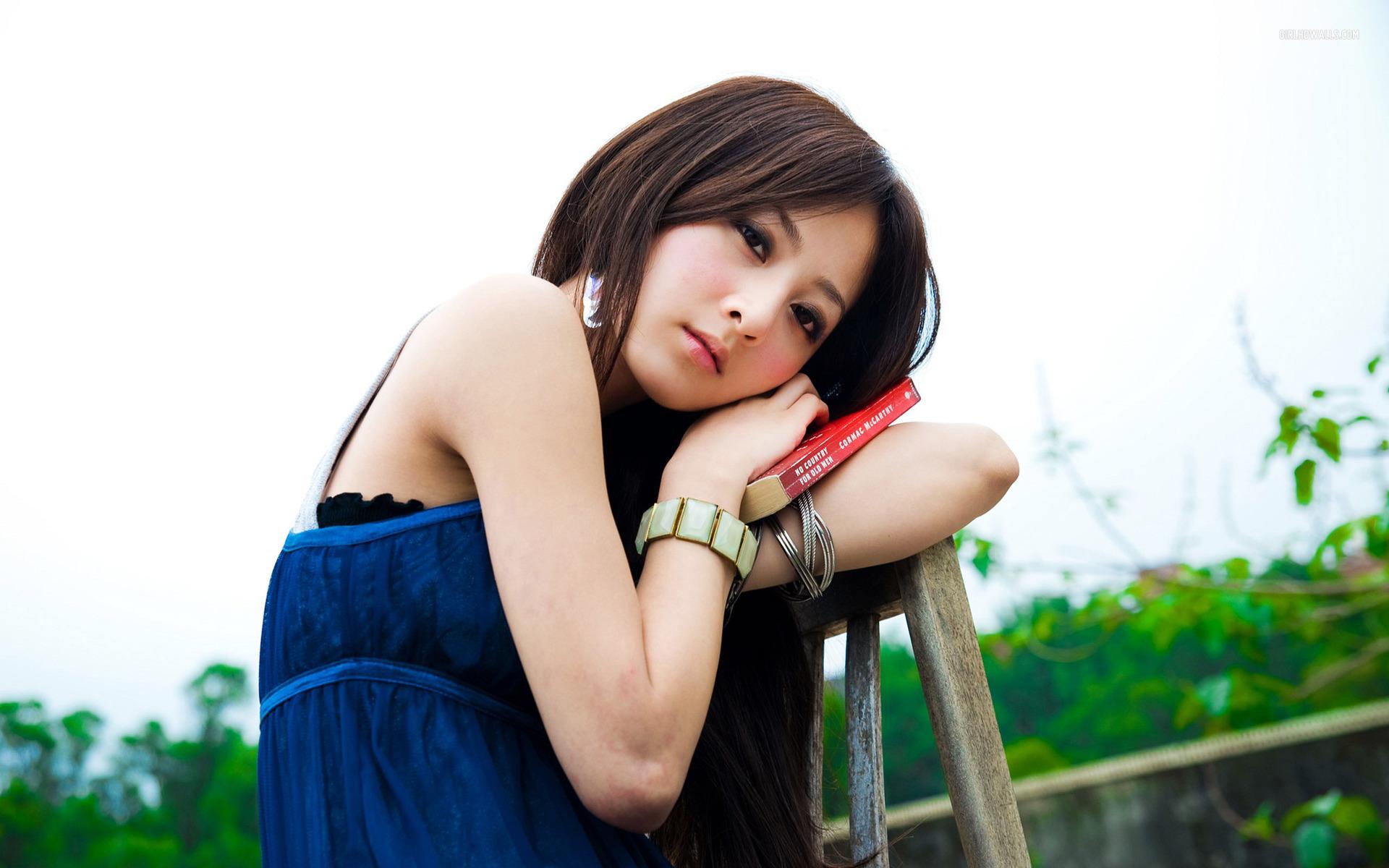 Mikako Zhang wallpaper 1920x1200 68200 1920x1200