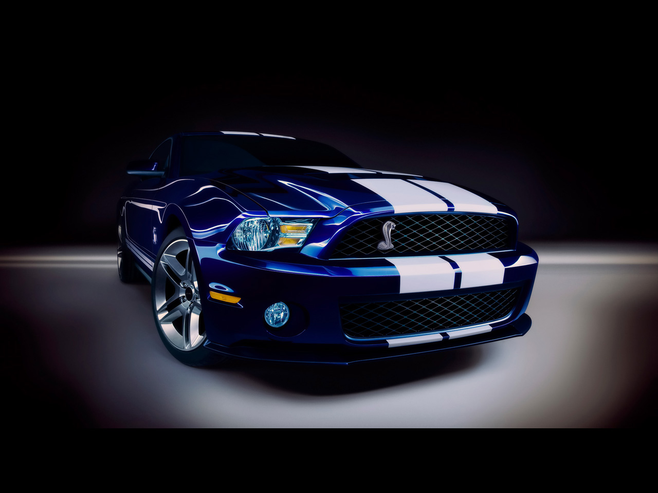 Mustang Shelby GT 500 Desktop Wallpapers FREE on Latorocom 1280x960