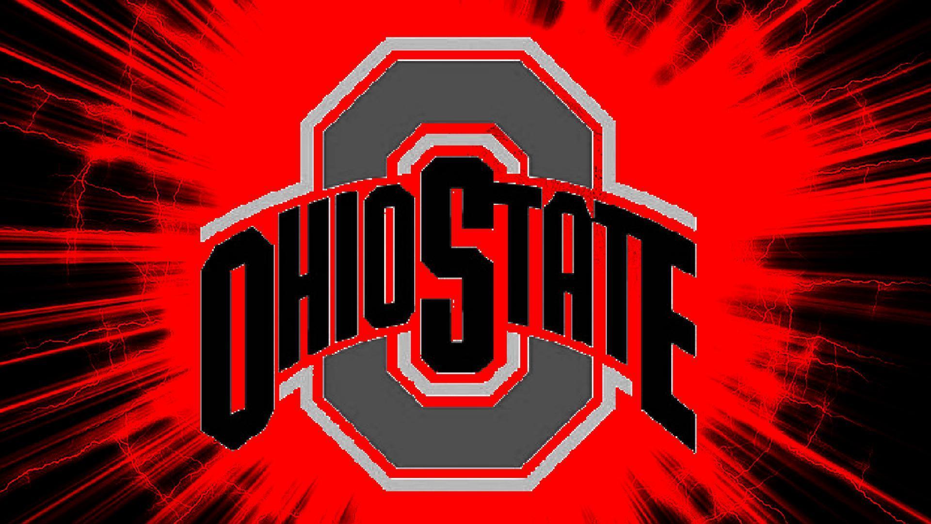 Ohio State Logo Wallpaper: Ohio State Buckeyes Wallpaper 1600x1200