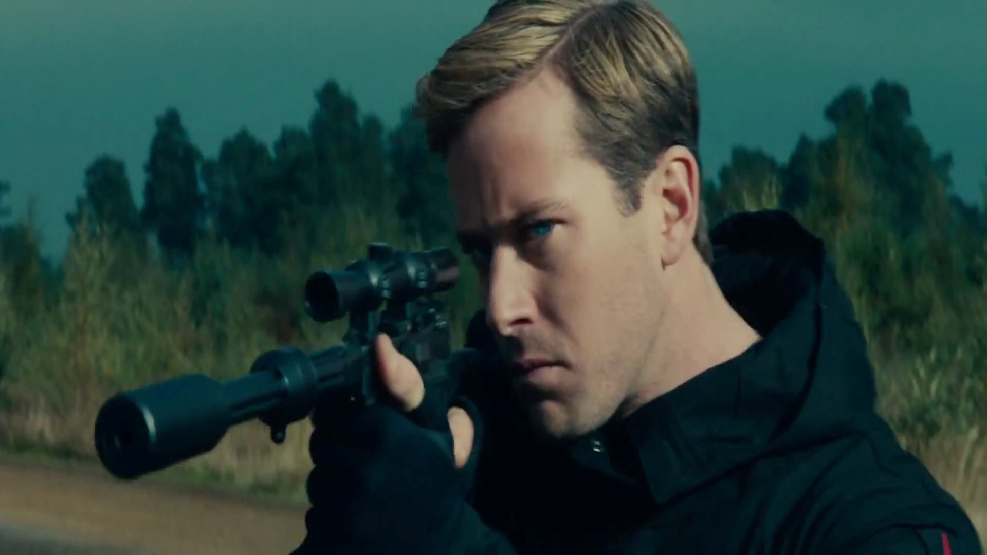 Star Cast Actor Armie Hammer in Latest New USA Upcoming 1920x1080