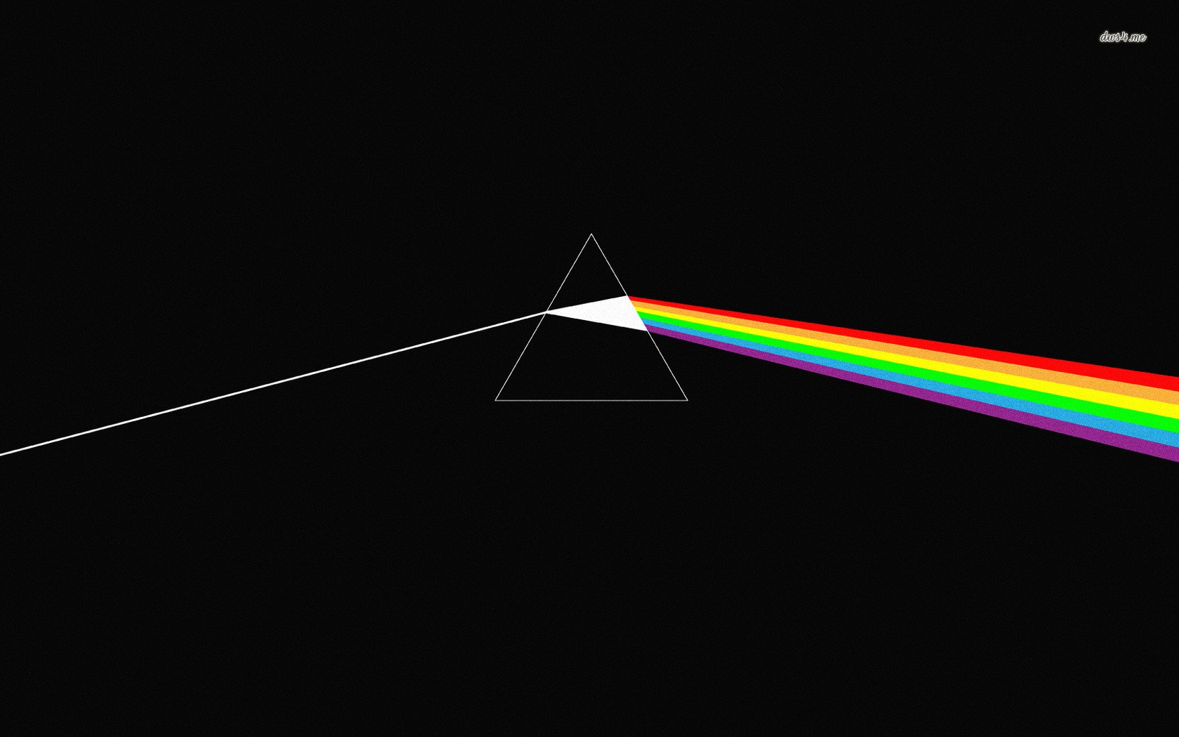 Dark Side of the Moon wallpaper 1280x800 Pink Floyd   Dark Side 1680x1050