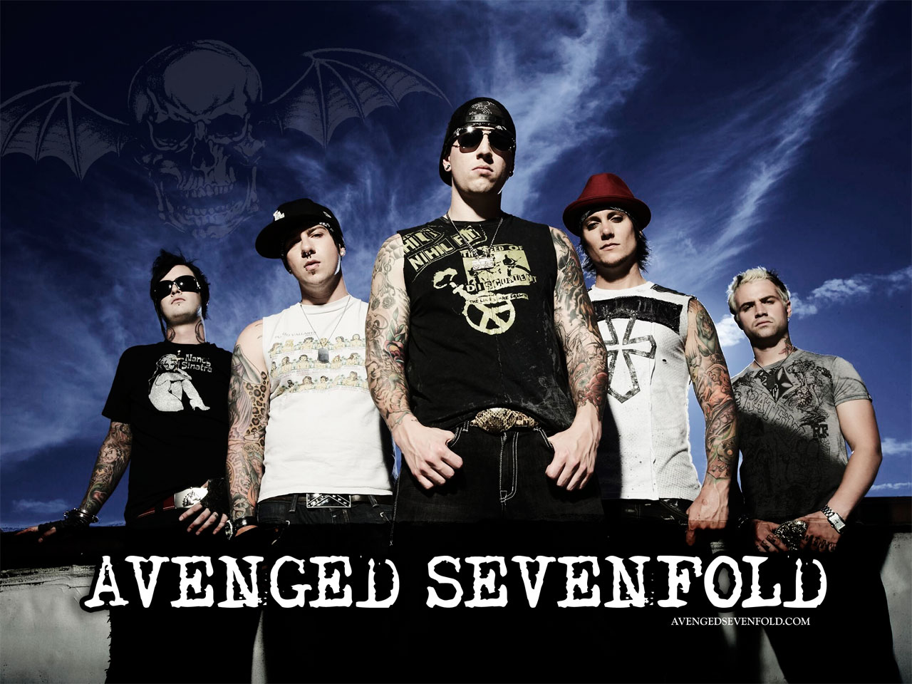 avenged sevenfold 1280x960
