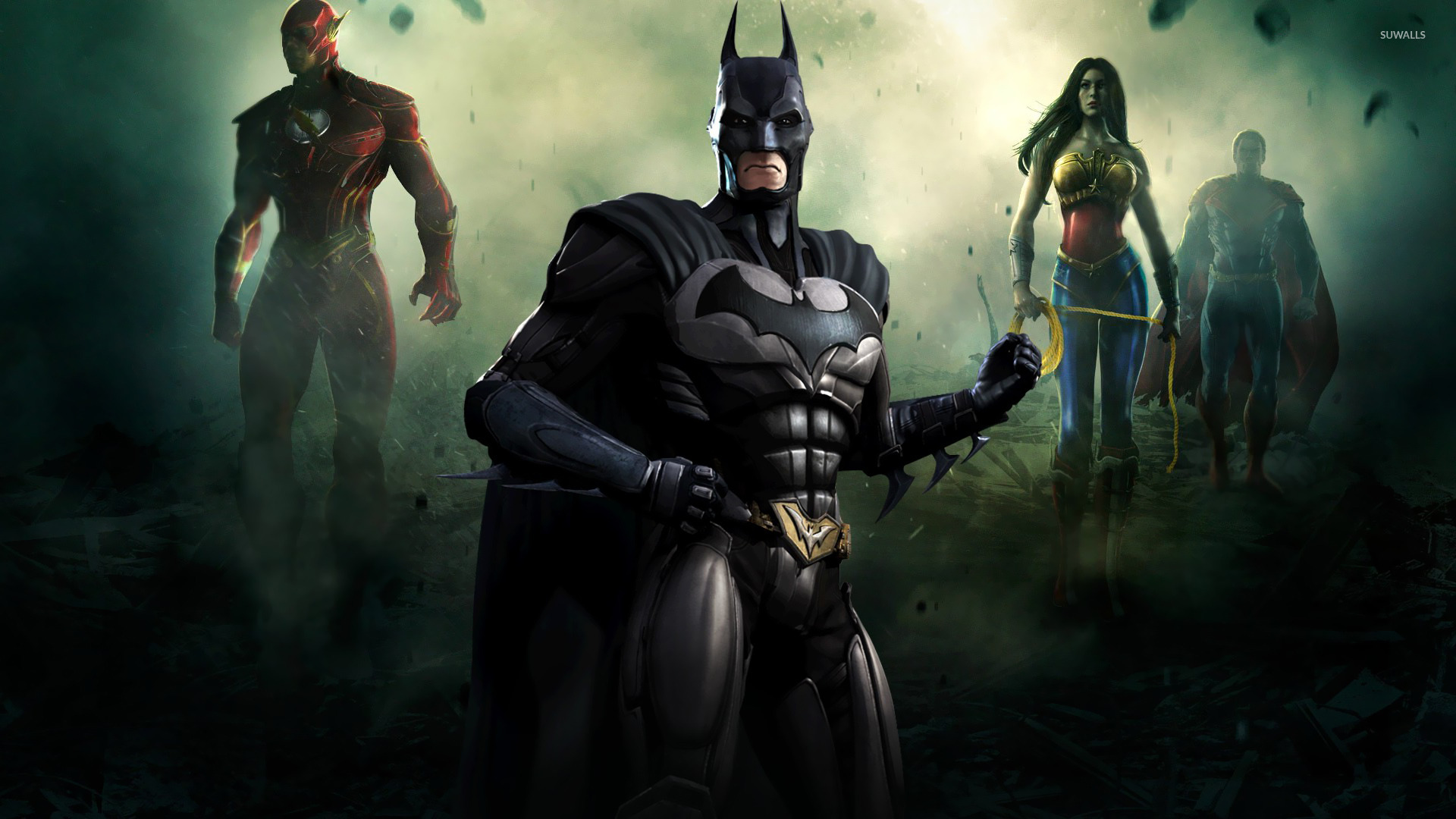 Batman   Injustice Gods Among Us wallpaper   Game wallpapers   18815 1920x1080