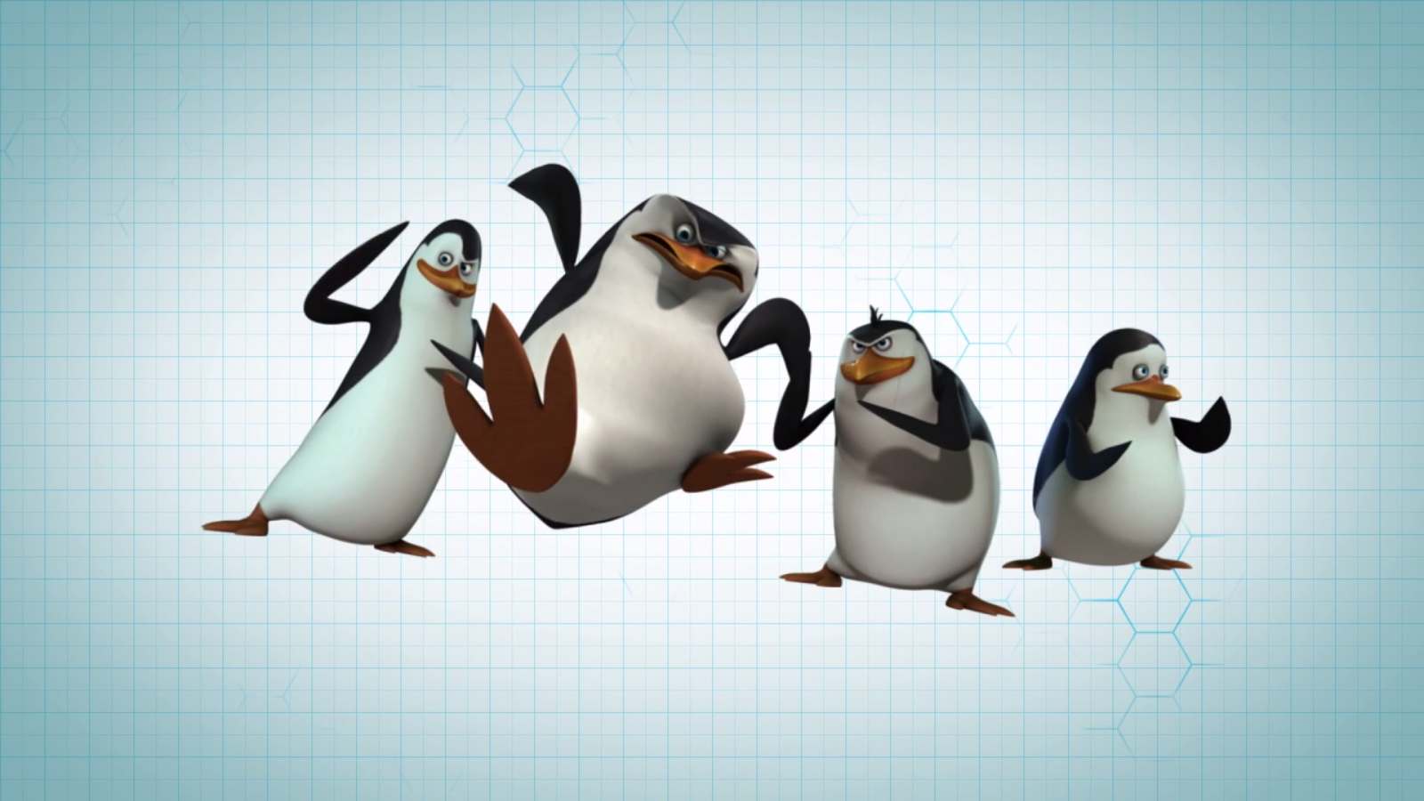Penguins of madagascar wallpaper wallpapersafari - Madagascar wallpaper ...