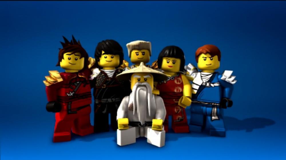 Lego NinjaGo ninjago 1000x561