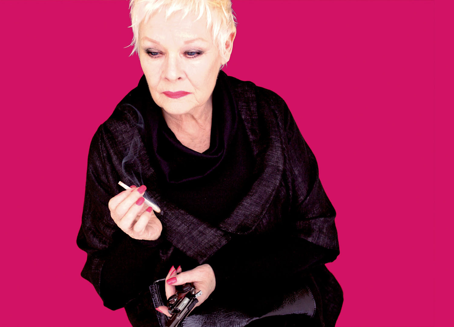 Judi Dench images Rage2009 HD wallpaper and background photos 1500x1082