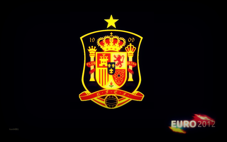 2 Spain Soccer Logo Wallpaper Spanish football logos cake 1440x900