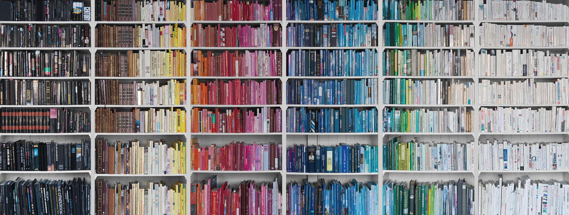 wall of books wallpaper wallpapersafari