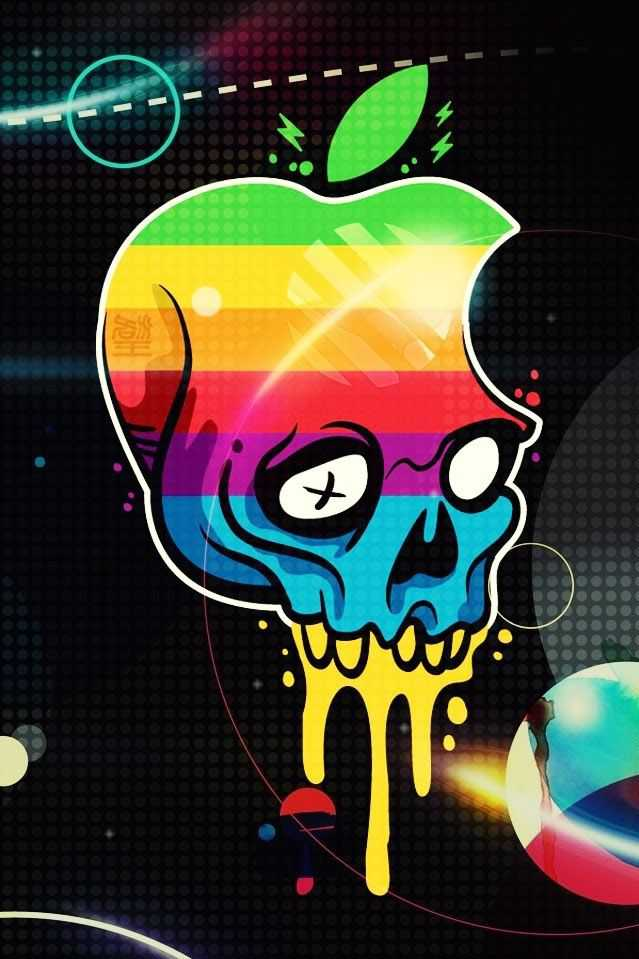graffiti wallpaper skull hd - photo #17