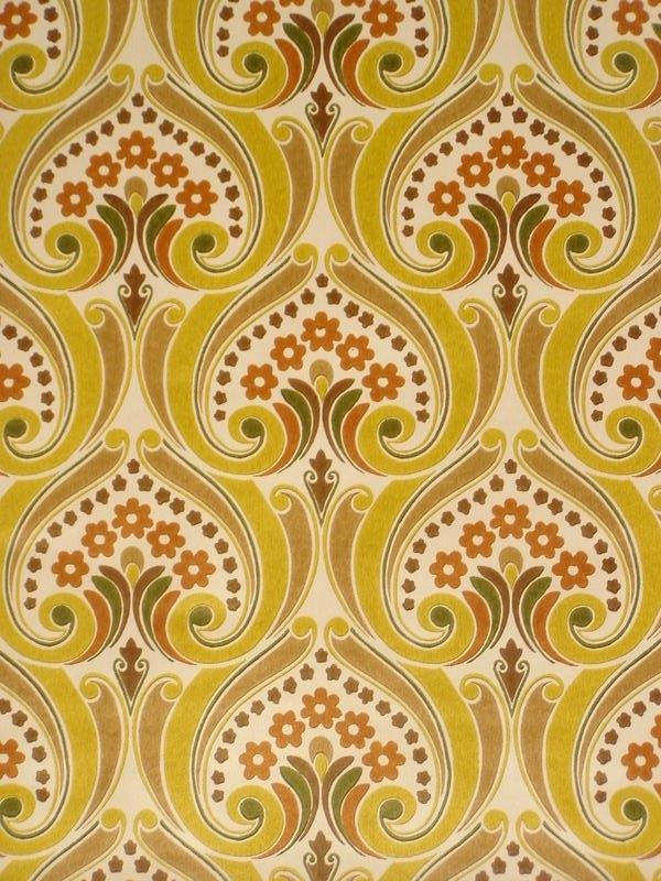 Welp 48+] 60'S Retro Wallpaper on WallpaperSafari FH-27