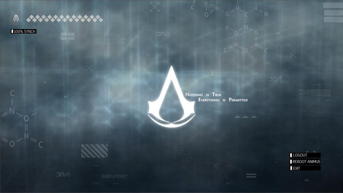 Creed Animus V2 By Eragon2589 On Deviantart Assassin S 1191x670
