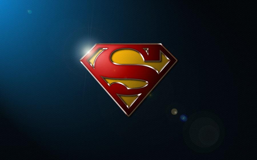 Superman S Shield Wallpaper by SUPERMAN3D 900x563
