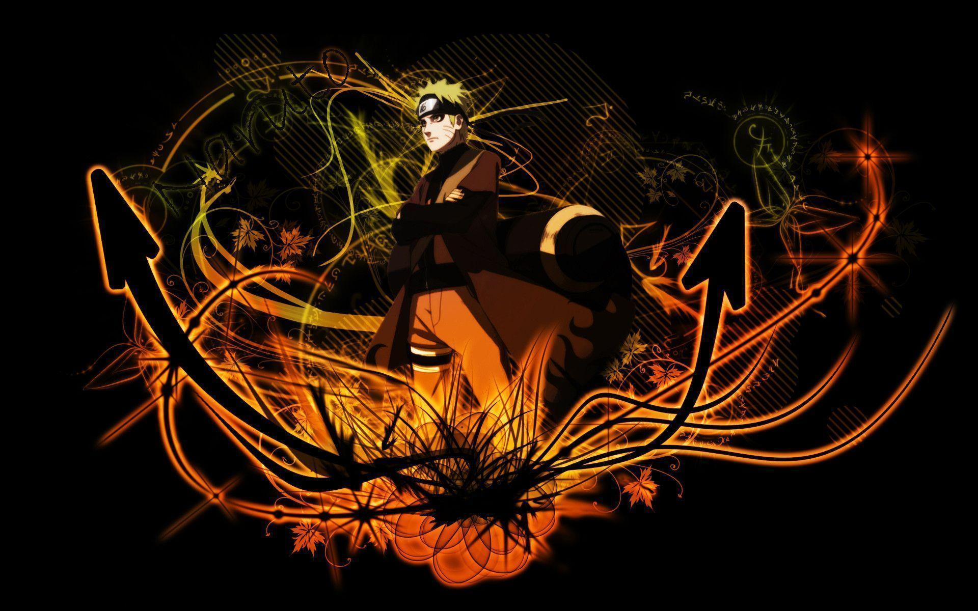 Free Download Naruto Sage Mode Wallpapers 1920x1200 For Your