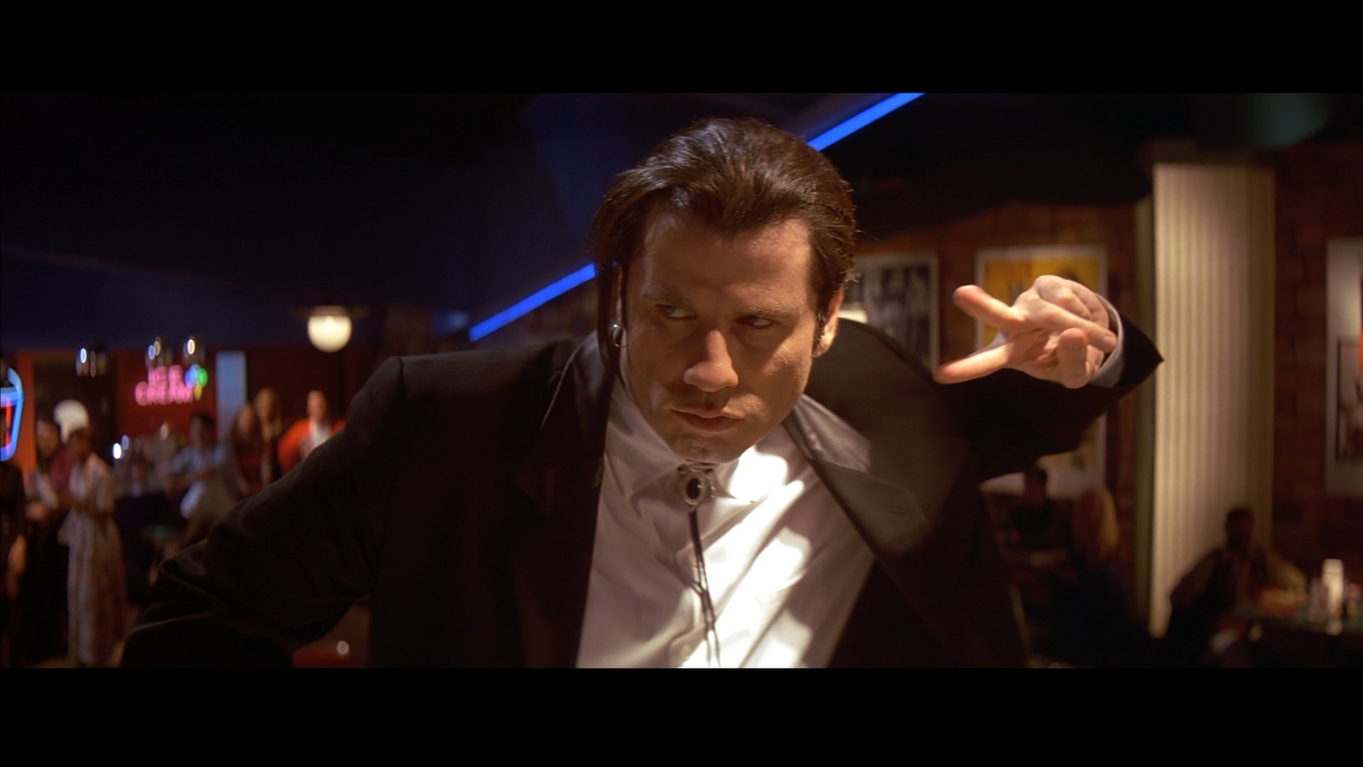 John Travolta Pulp Fiction Dance wallpaper 96867 1920x1080
