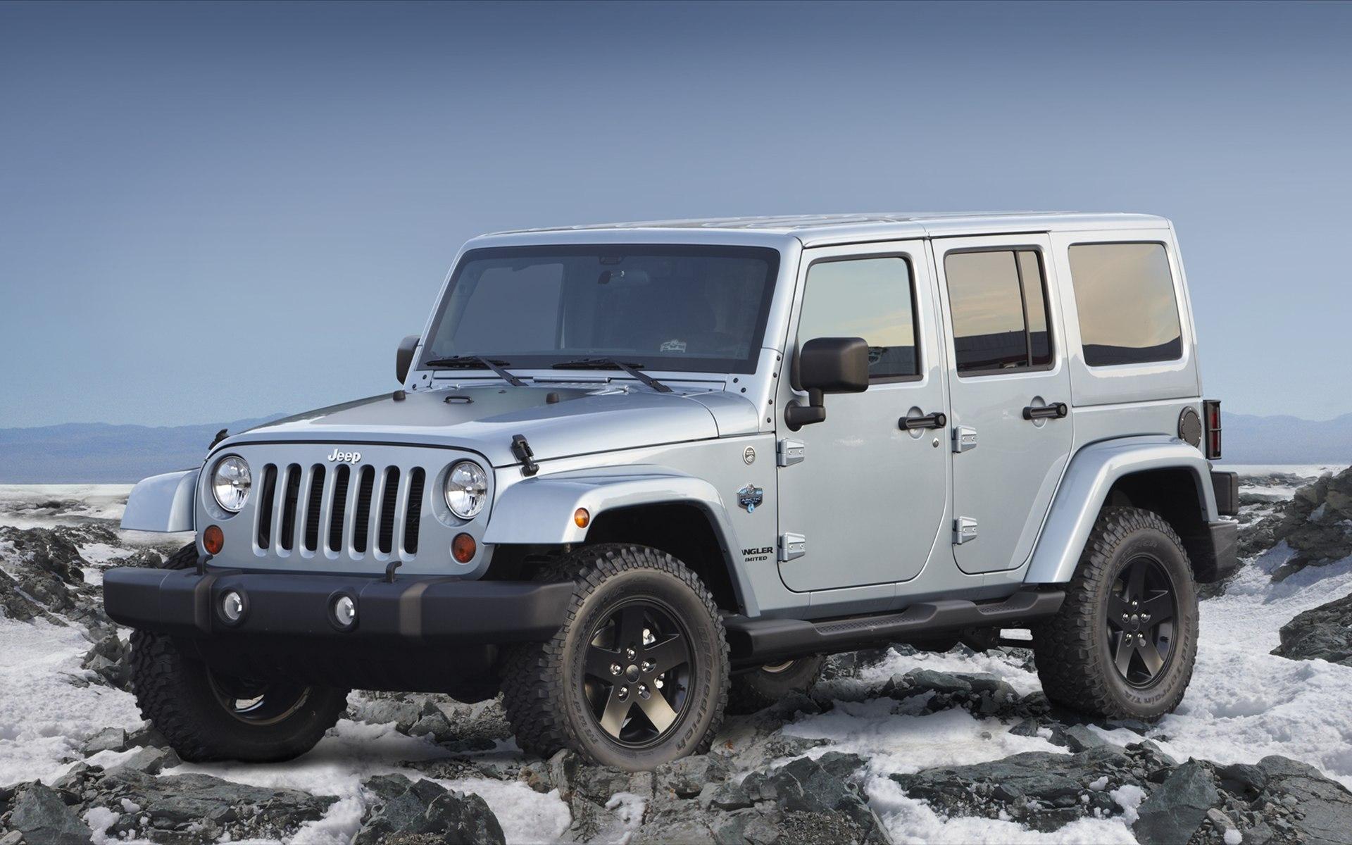2012 Jeep Wrangler Unlimited Arctic Wallpaper HD Car Wallpapers 1920x1200